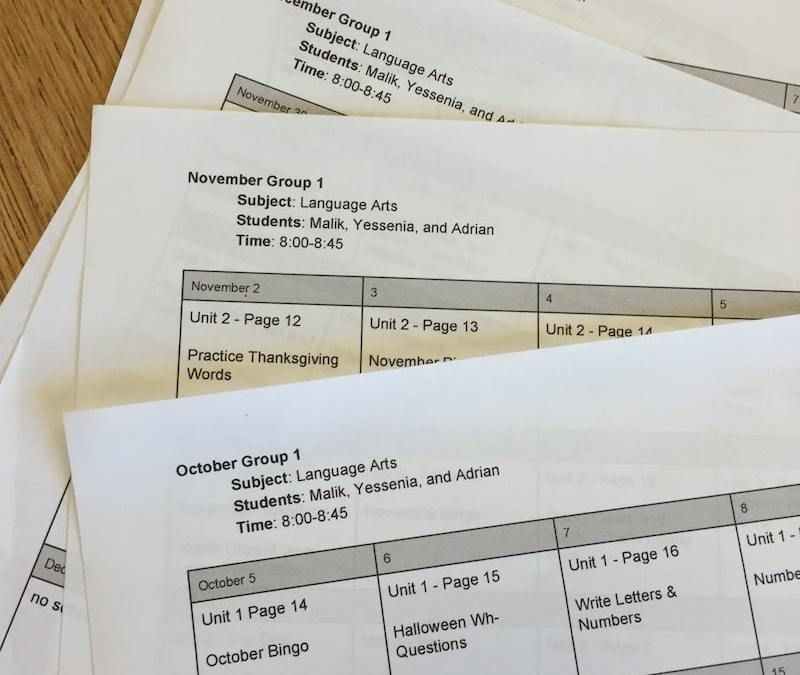 Substitutes and the Special Ed Classroom