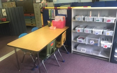 TAH Teacher Spotlight: Gina's Comprehensive Classroom