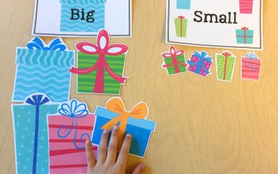 Free Christmas Activities for Your Speech Sessions