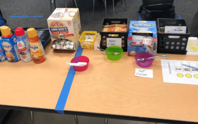 TAH Teacher Spotlight: Skylar's Middle School Classroom