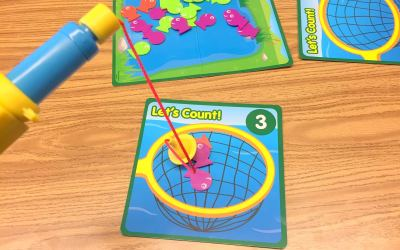 Let's Go Fishing – Sorting and Counting Activities!