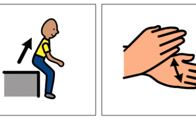 Teaching One and Two Step Instructions