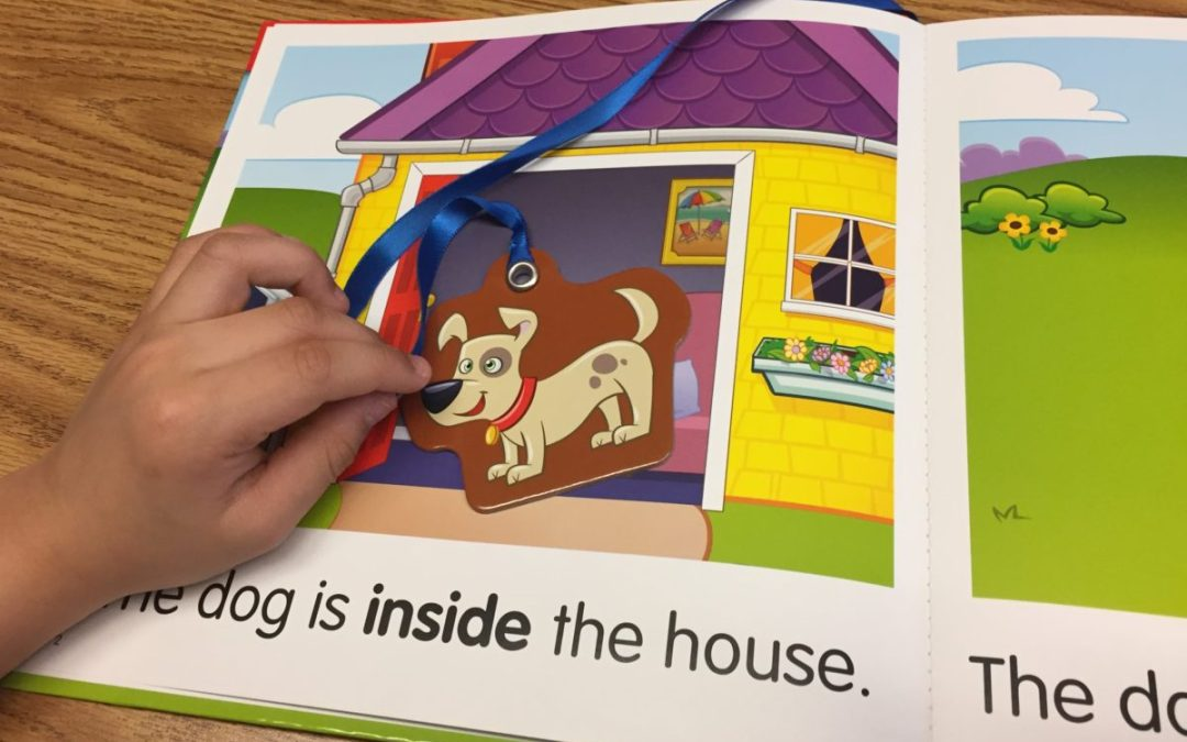 Preposition Books for Younger Students