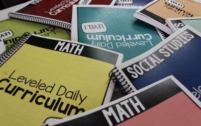 Organizing the Leveled Daily Curriculum