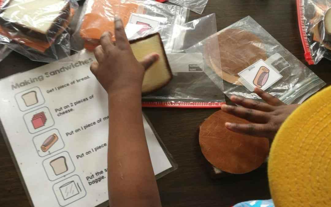 Focus on Five: My Favorite Task Box Activities