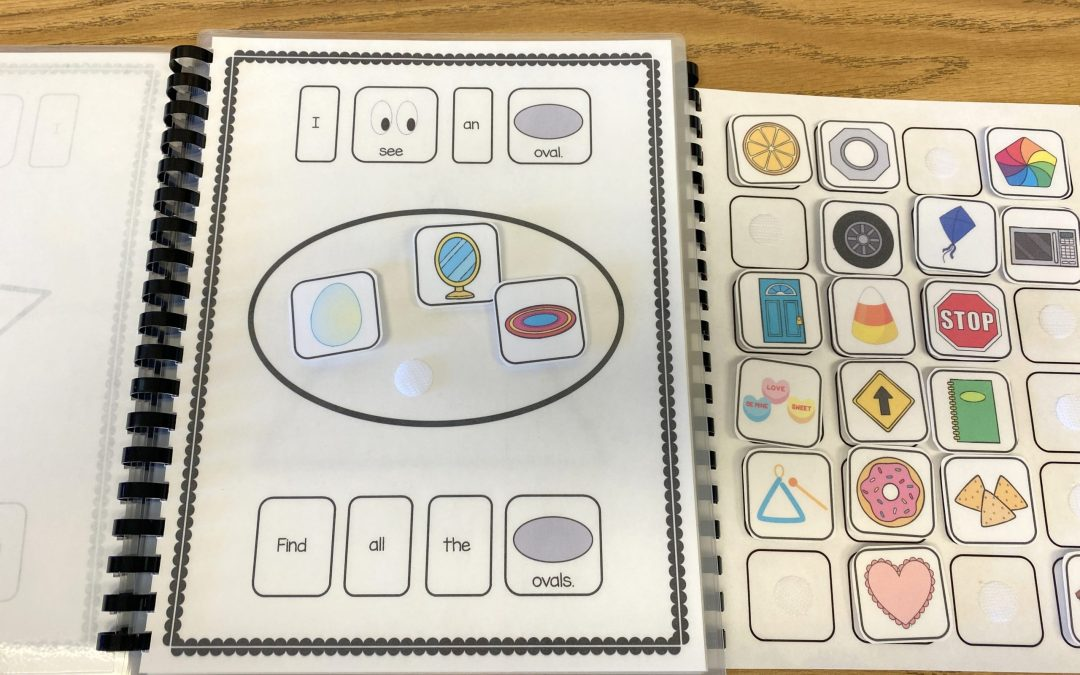 Let's Find Shapes and Shape Sorting Activities
