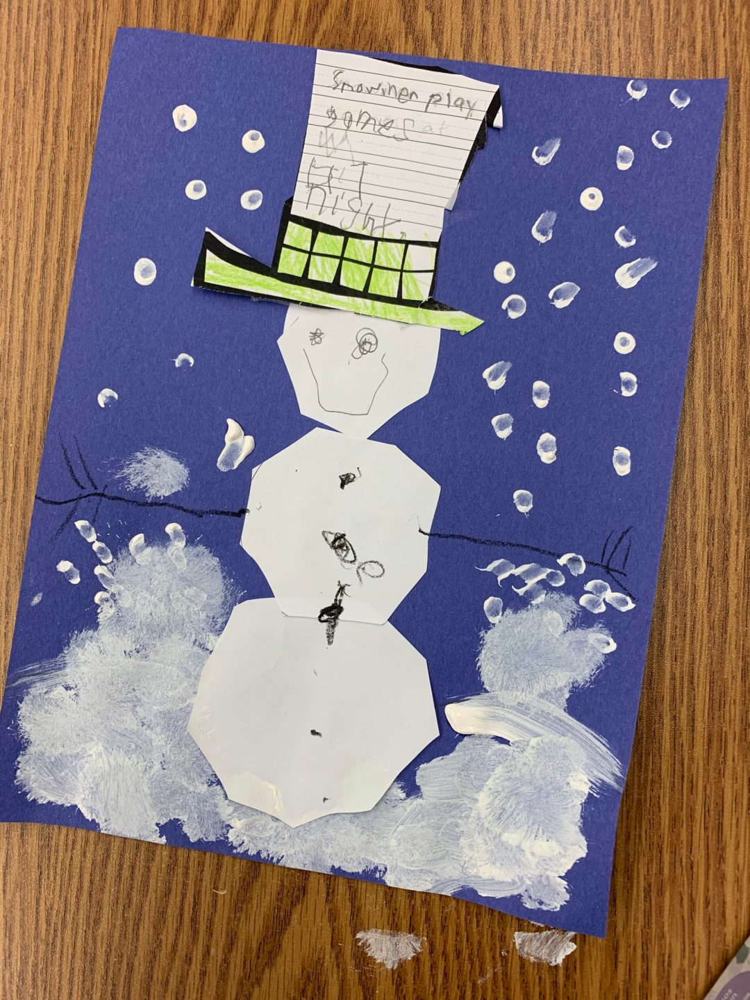 Winter Sensory Play & Fine Motor Activities