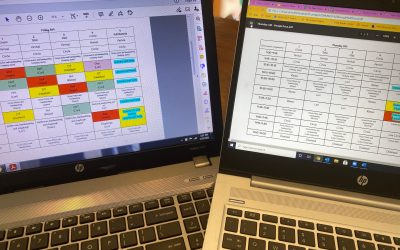 Managing Smooth Classroom Schedules