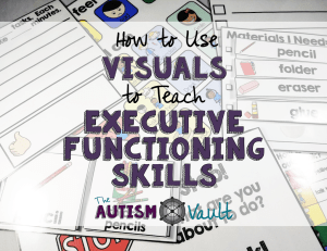 teaching executive functioning skills to students with autism