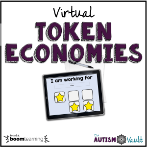 distance learning token economies for students with autism