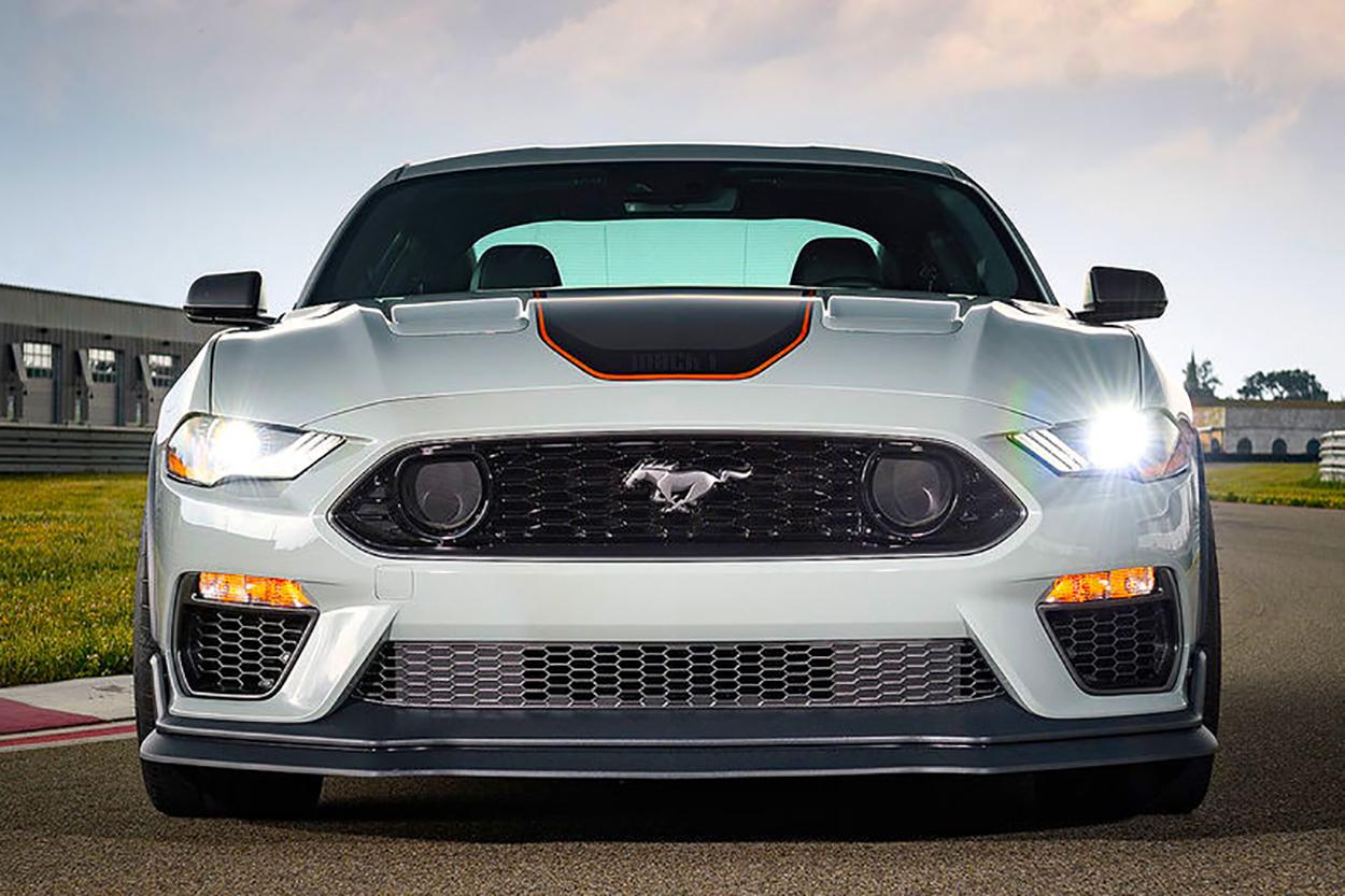 New Ford V8