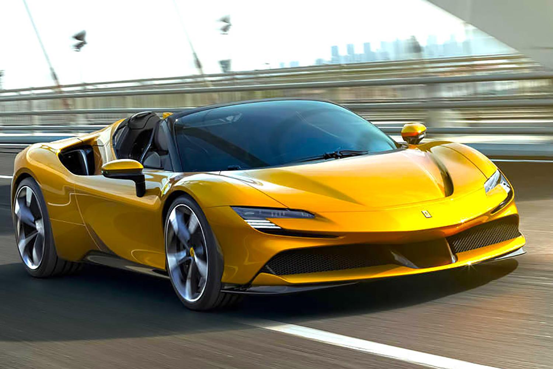 Ferrari SF90 Spider
