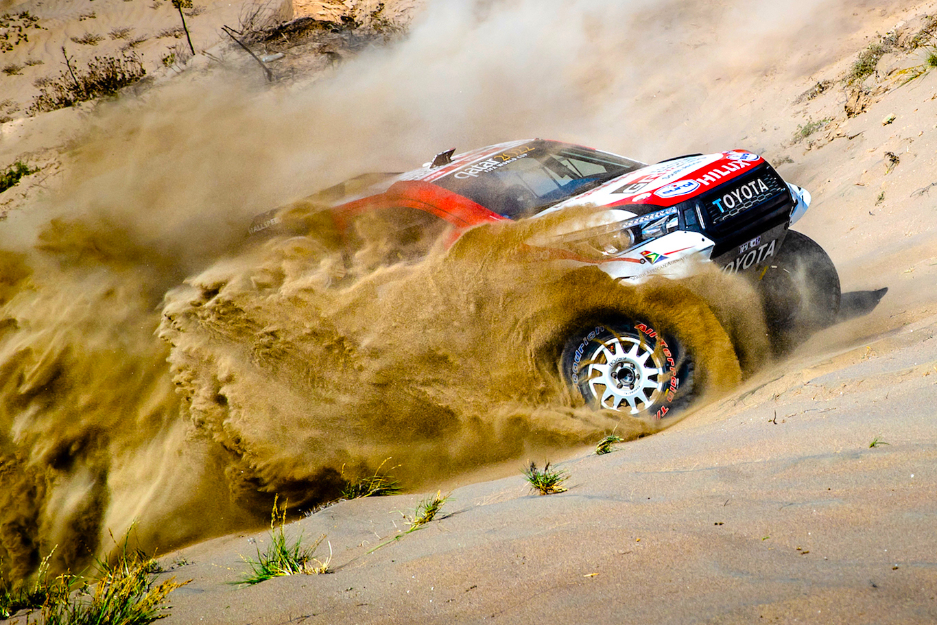Toyota Hilux Race History Part 4