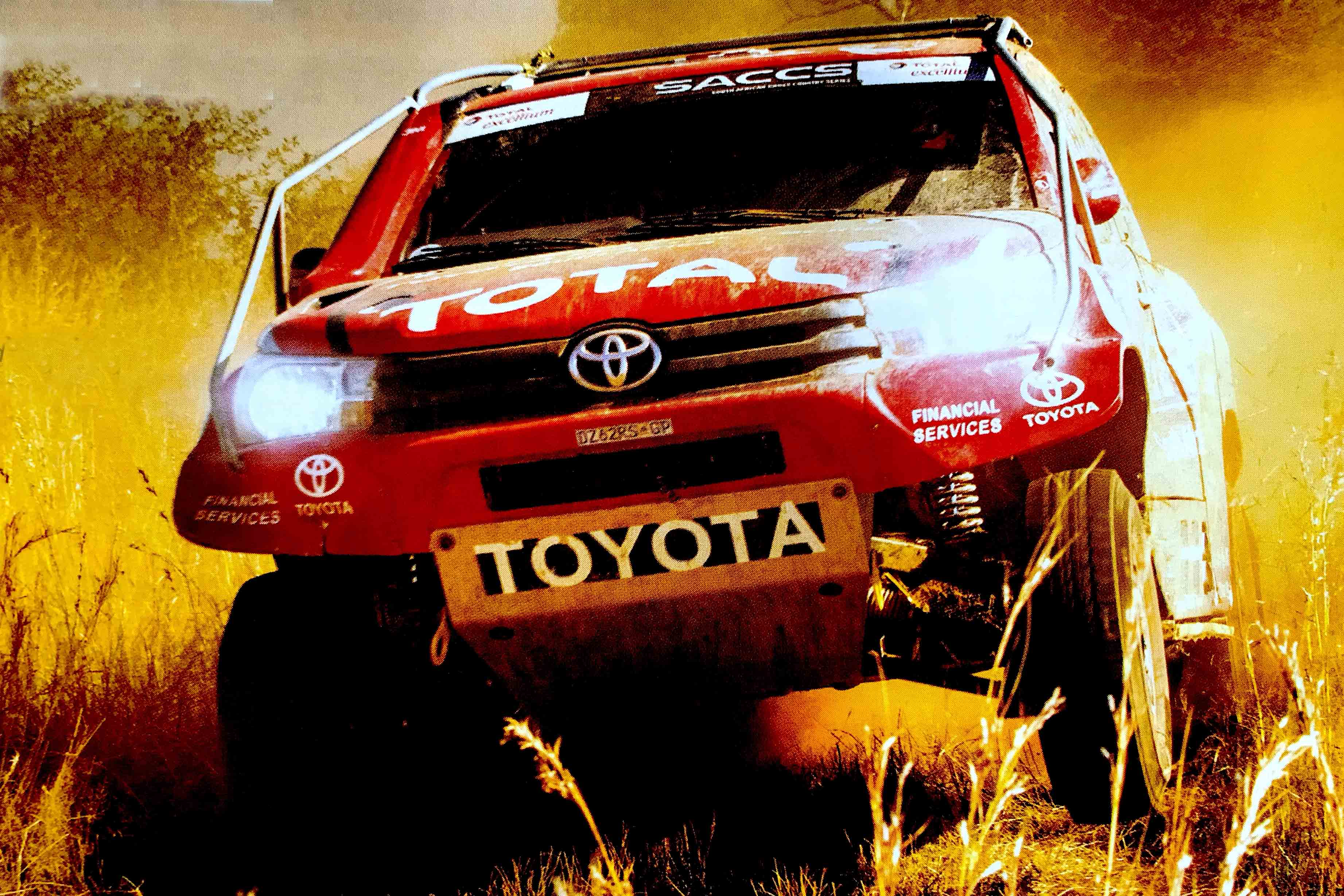 Hilux History 4