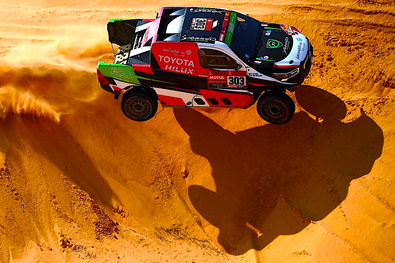 DAKAR DAY 11 LIVE TICKER