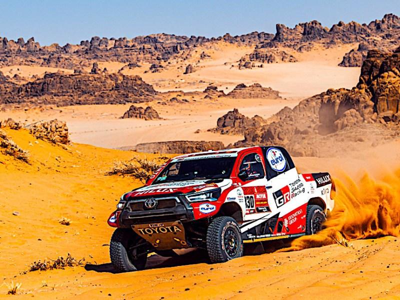 Dakar Day 9