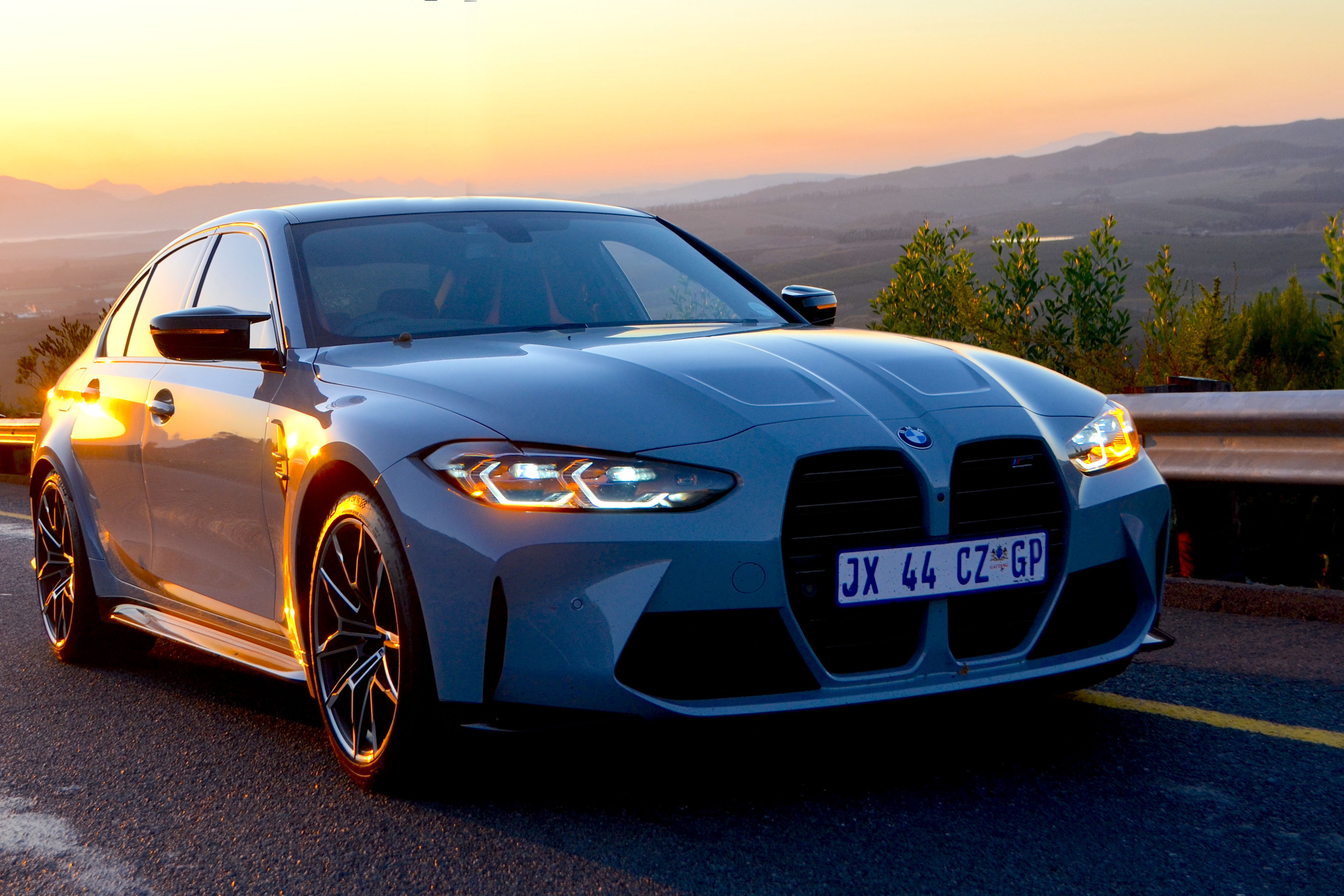 Wild Thing! Is BMW's M3 All its Cooked Up to Be? We Test It.