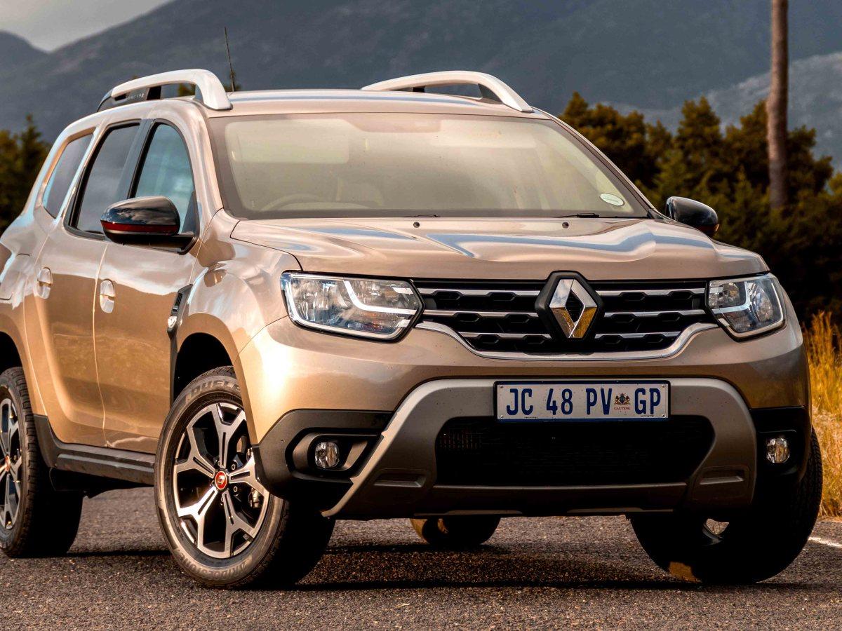 Renault Duster 1.5dCi Dynamique 4WD