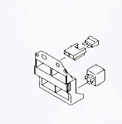 Блок реле №4 Ауди A6 C6