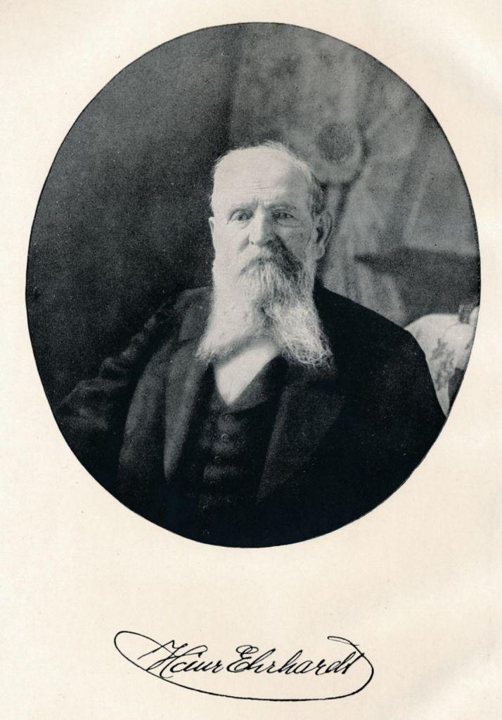 Генрих Эрхардт — основатель компании Automobilwerk Eisenach