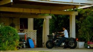 Chin Ho's Harley Davidson Softtail