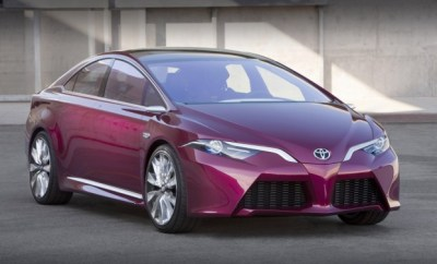 Toyota Prius 2014