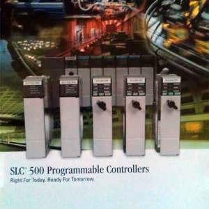 SLC-500 Brochure Cover