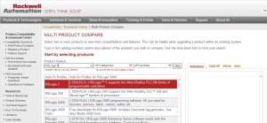 AB.com Multi Product Compare Search