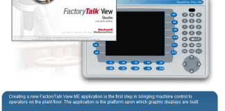 FactoryTalk View Studio Quick Start Videos Section 3 First Project A
