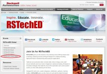 RSTechED Homepage