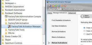 FactoryTalk Activation Moving aka Rehosting Featured Image