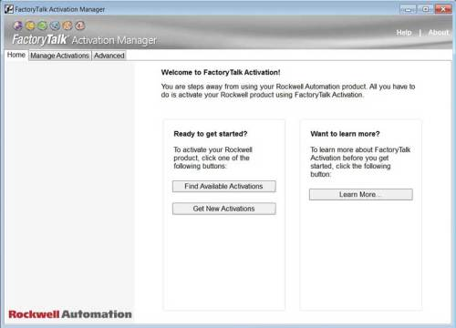 FactoryTalk Activation Moving aka Rehosting Step 2