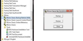 RSLinx Backup and Restore Utility Featured Image
