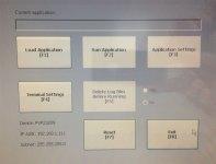1 PanelView Plus Configuration Mode