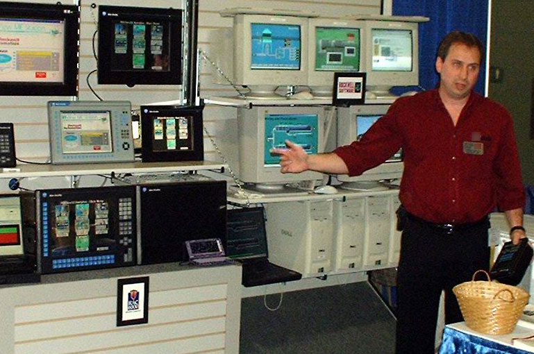 Remotely monitoring and controlling your Allen-Bradley