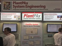 PlantPAx booth at Automation Fair 2013