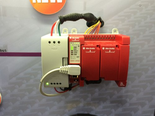 Programmable Safety Relay at Automation Fair 2013