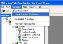 ViewPoint Runtime Create 1