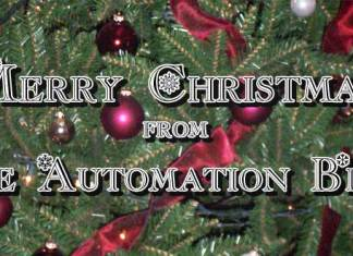 Merry Christmas from The Automation Blog
