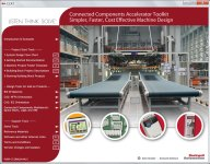 Connected Components Accelerator Toolkit Application