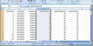 DataStore Plus CSV File
