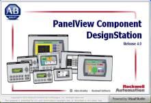 PanelView Component DesignStation Splash