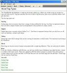PanelBuilder 1400E Tag Type Help