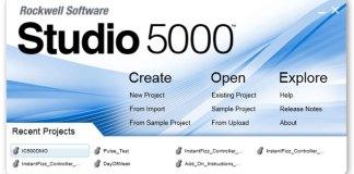Studio 5000 Logix Designer Splash FI