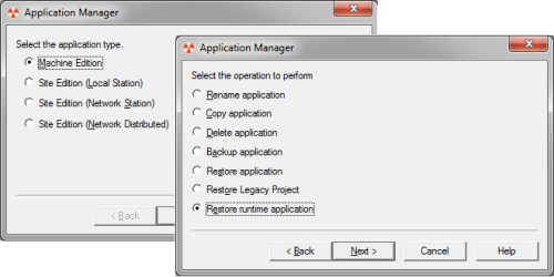 Application-Manager-on-W7-ME-Selected-Restore-Runtime
