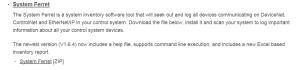 System-Ferret-Download