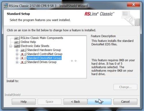 RSLinx Classic Setup 3