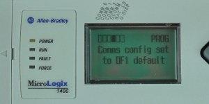 MicroLogix-1400-LCD-DCOMM-Menu-Enable-Conf