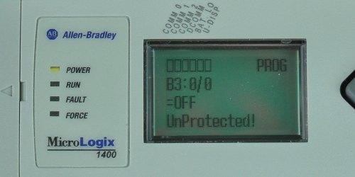 MicroLogix-1400-LCD-Monitor-Menu-B3-0-0