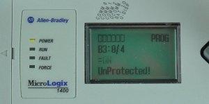 MicroLogix-1400-LCD-Monitor-Menu-B3-0-4-sel-on